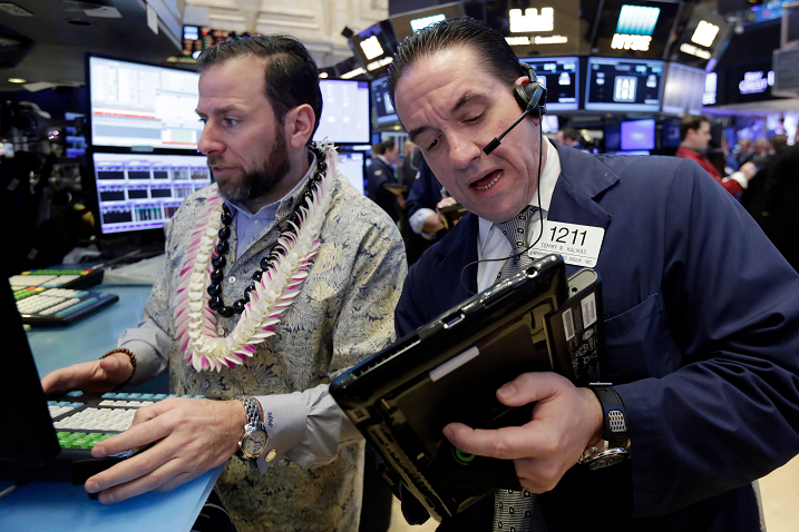 Wall Street cierre en máximos históricos por comentarios de Trump