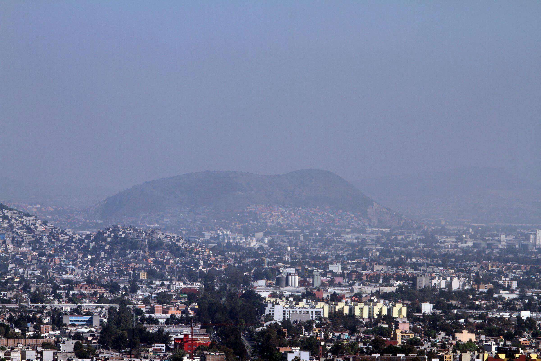 Noreste del Valle de México presenta mala calidad