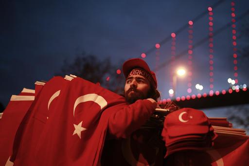 Publican un nuevo video del atacante de Estambul