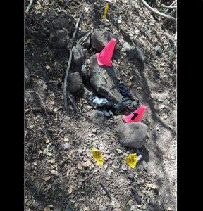 Localizan restos de ocho personas en Puente de Ixtla y Amacuzac, Morelos