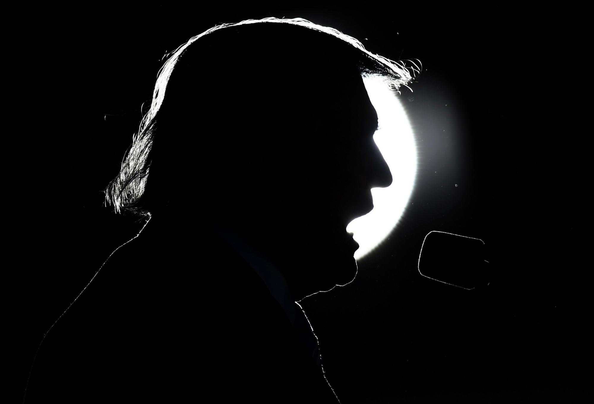 Trump no cree en el cambio climático