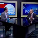Manuel Sánchez, ex subgobernador del Banco de México, en entrevista para el programa Agenda Pública con Mario Campos