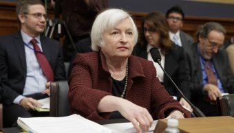 Janet Yellen, presidente de la Reserva Federal de Estados Unidos (AP)