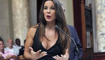 Kate del Castillo, actriz mexicana. (Getty Images, archivo)
