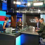 Jorge Castañeda conversa sobre Trump y la relación con México en la mesa de Despierta con Loret (Twitter, @NTelevisa_com)