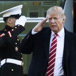 En Twitter, Trump criticó al magistrado federal James Robart por frenar su polémico veto a los migrantes de siete países de mayoría musulmana.