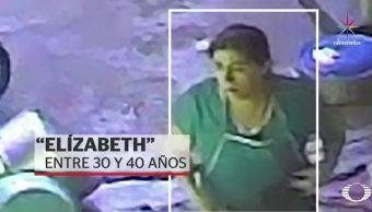 La mujer que drogó a las empleadas de la fonda dijo llamarse Elizabeth.