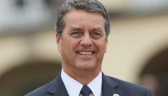 Roberto Azevedo, director general de la Organización Mundial del Comercio (OMC) (Getty Images)