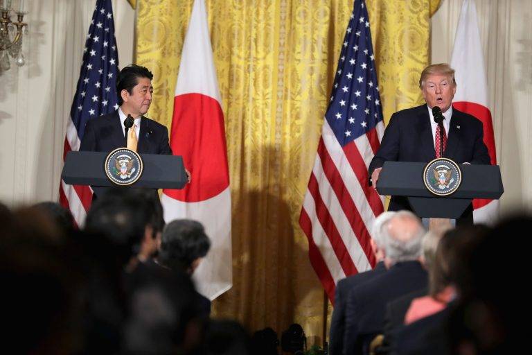 Primer ministro de Japón usará