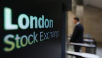 La Bolsa de Londres cerró la jornada en negativos. (Getty Images)