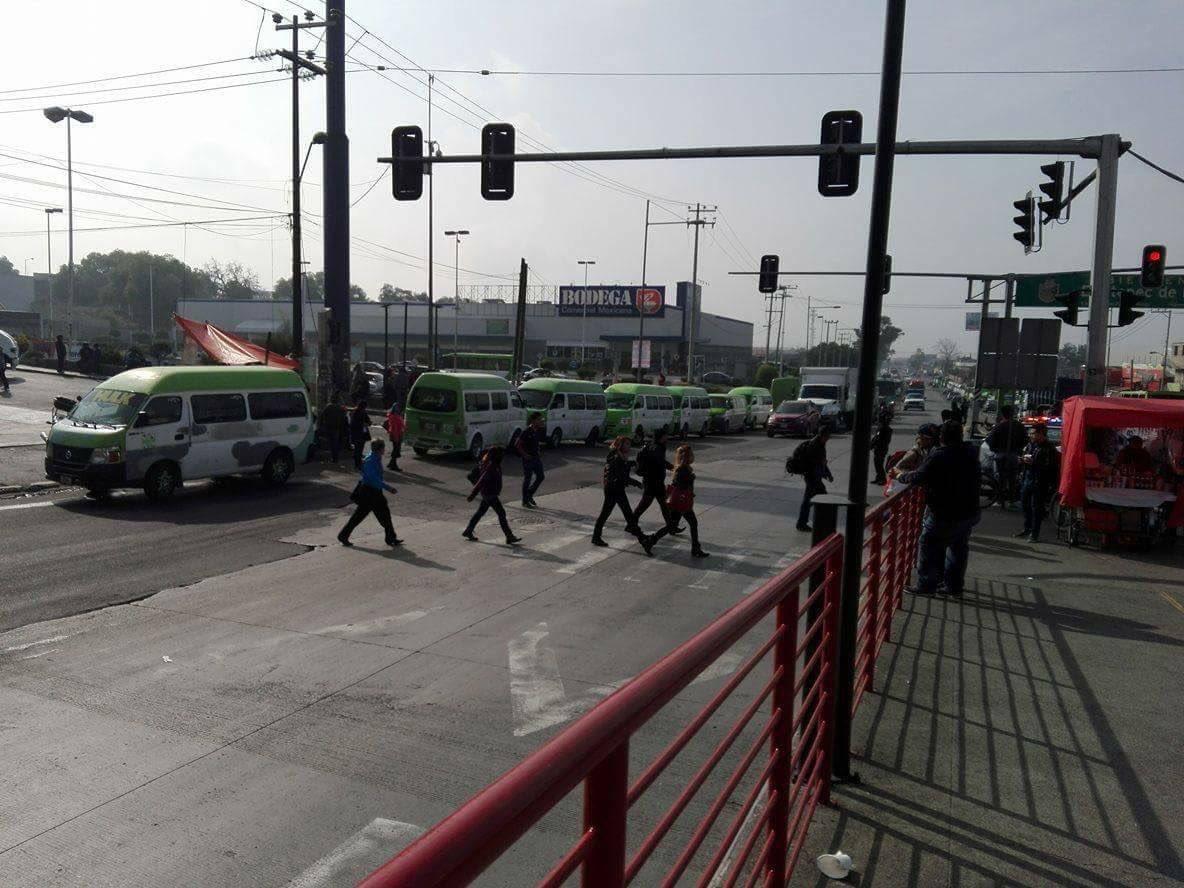 En Ciudad Cuauhtémoc, las cámaras de seguridad están apagadas. (Twitter. @Victor4ngeles)