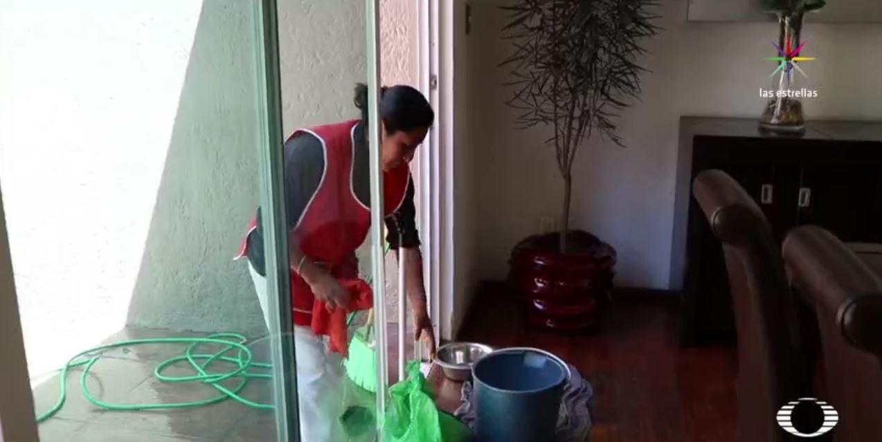Agresiones y contratos no escritos padecen las empleadas for Contrato para empleada domestica