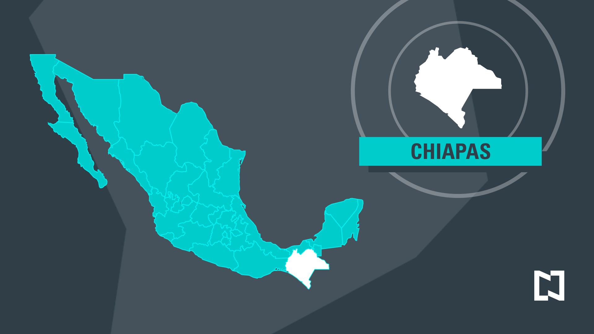 Sismo hoy en Chiapas de 5.1 grados