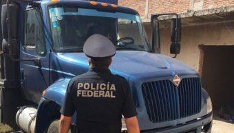 Operativo de la PF en Guanajuato. (Twitter @PoliciaFedMx, archivo)