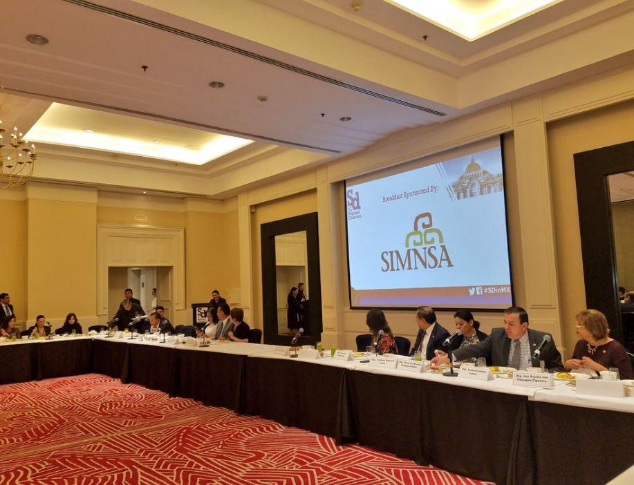 Reunión anual de la Cámara de Comercio Regional de San Diego California(Twitter/@AlvarezSD)