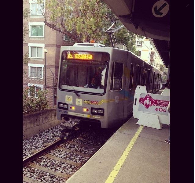 Tren Ligero inicia el cierre de estaciones por obras de mantenimiento