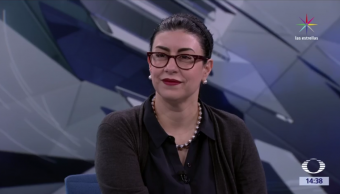 Vanessa Rubio, subsecretaria de Hacienda. (Noticieros Televisa)