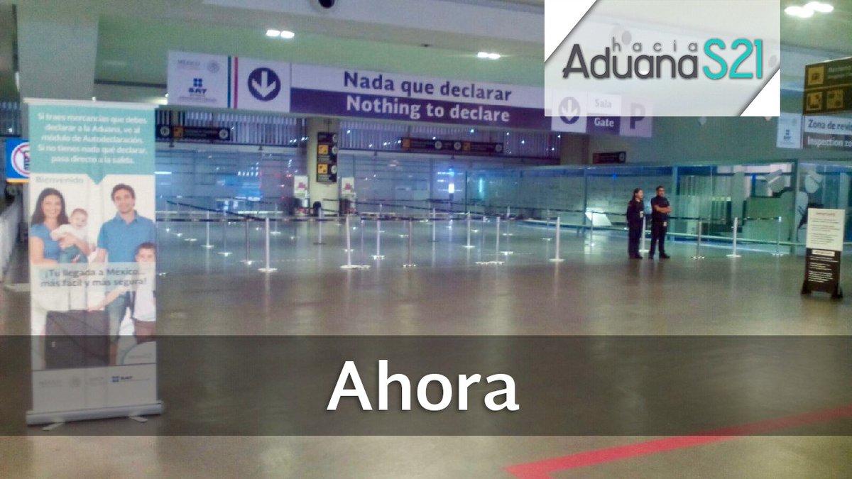 Eliminaci n de sem foro fiscal reduce tiempo de espera en - Aeropuerto de los cabos mexico ...
