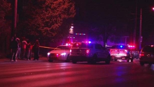 La policía no ha dado más detalles ni ha facilitado información sobre los sospechosos de un tiroteo en una discoteca en Ohio (Foto: nbc4i.com)