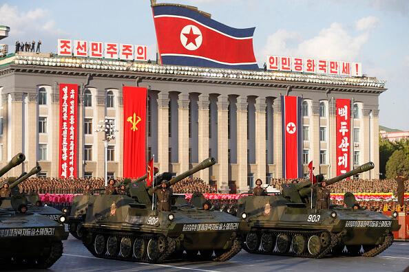 Corea del Norte desarrolló desde los años sesenta un programa nuclear gracias al apoyo soviético. (Getty images, archivo)
