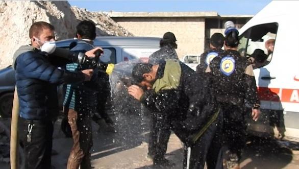 El Observatorio Sirio para los Derechos Humanos informó que 58 personas murieron por el ataque químico en la provincia de Idlib.