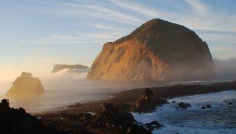 Isla Guadalupe y sus islotes fue declarada Reserva de la Biosfera el 25 de abril de 2005 (Twitter/@CONANP_mx)
