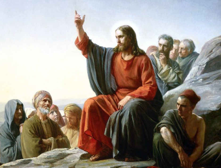 Jesucristo Islam sermón del monte2