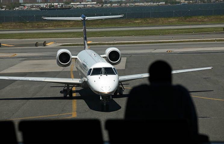 Un mexicano fue detenido e interrogado al terminar un vuelo Cancún-New york (Getty Images/archivo)
