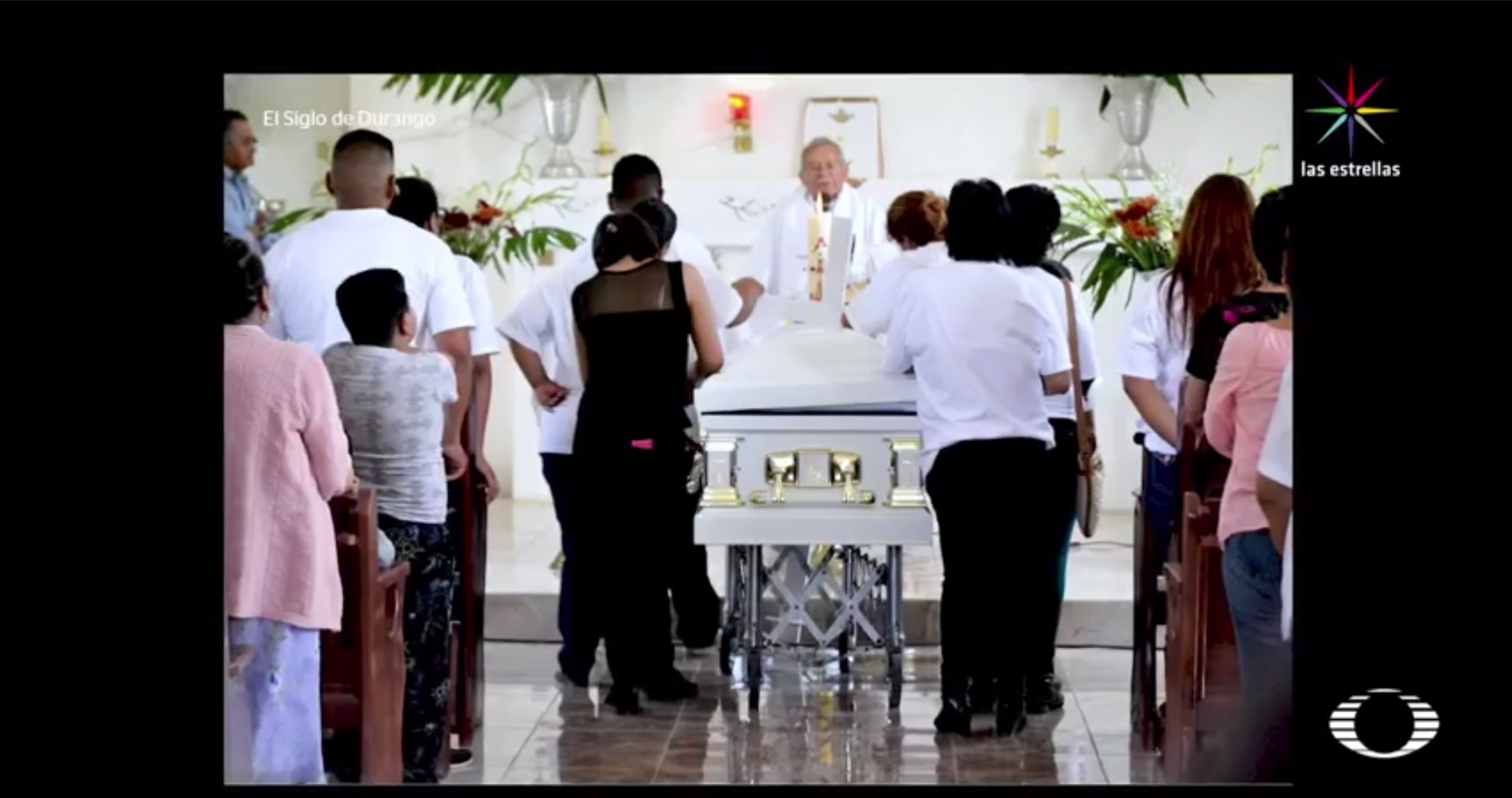 Jonathan murió en un tiroteo en San Bernardino, California. (Noticieros Televisa)