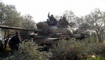 Tropas del Ejército de Siria (Agencia SANA)