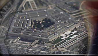 Vista aérea del edificio del Pentágono, en Estados Unidos (AP, archivo)