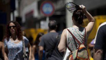 Zacatecas registra temperaturas de hasta 40 grados