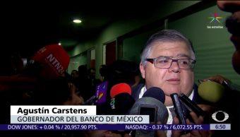Agustín Carstens, gobernador de Banxico, Costo del transporte, inflación