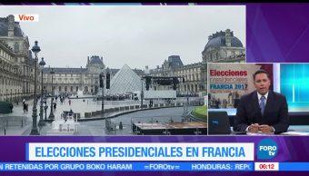 Kasia Wyderko, segunda vuelta electoral, Francia,alerta terrorista, policías