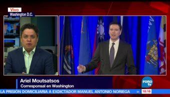 Ariel Moutsatosos, Jeff Sessions, despedir al director del FBI, Estados Unidos