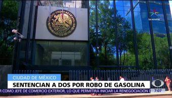 Sentencian, combustible, Azcapotzalco, CDMX