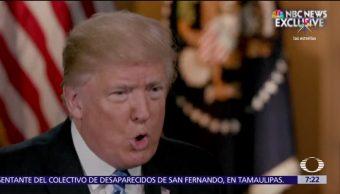 Trump, James Comey, exdirector del FBI, fanfarrón y bravucón