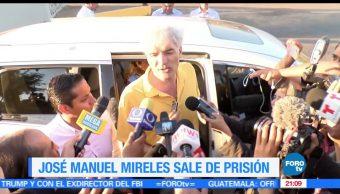 Mireles, sale, penal Tepic, bajo fianza, Lider, autodefensas de michoacán