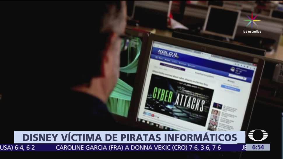 hackers han robado, película, rescate millonario, difundirla