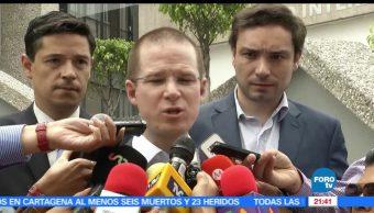 Ricardo Anaya, denuncia, Fepade, gobernador de Nayarit, Roberto Sandoval Castañeda, corrupción
