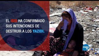 Derechos, Humanos, genocidio, yazidi, Iraq, Siria