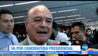Ernesto Ruffo, presidencia, PAN, acción nacional, senador