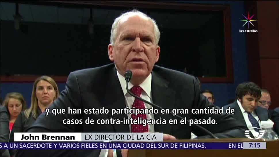 Rusia interfirió, elecciones de Estados Unidos, director de la CIA, John Brennan