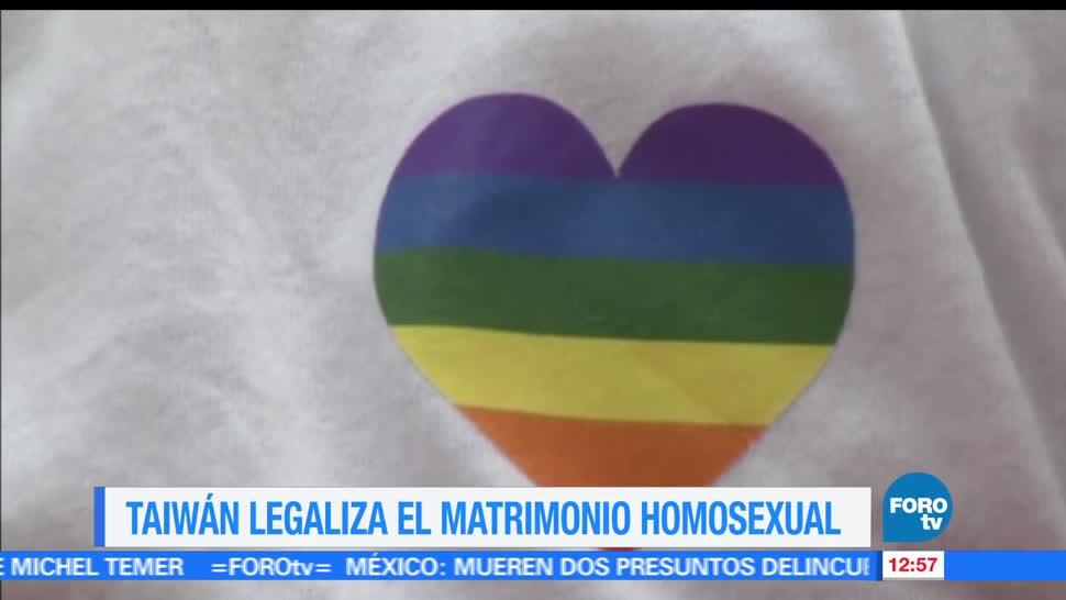 Corte Suprema de Justicia, Taiwán, legalización, matrimonio homosexual, ciudadanos