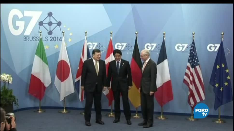 G7, reunirá, economías, más avanzadas del mundo, sicilia, italia