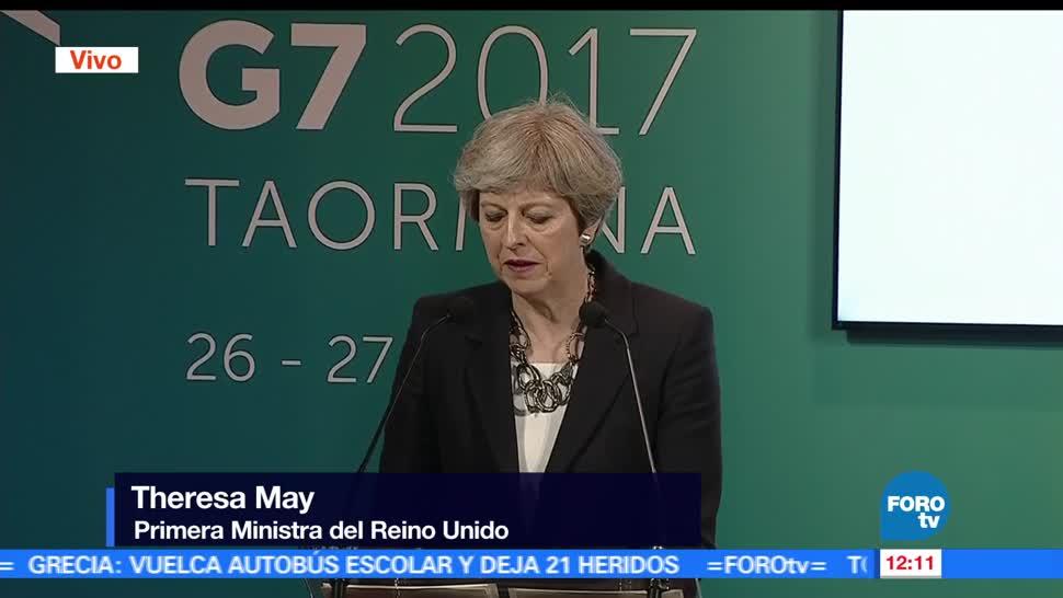 primera ministra, terrorismo, Theresa May, Reino Unido