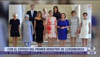 foto, esposo, premier de Luxemburgo, G7, primera pareja homosexual