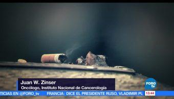Día, Mundial, sin Tabaco, México