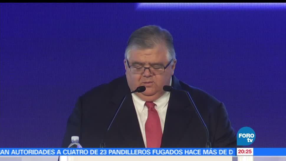 noticias, forotv, México, atraviesa periodo, indices inflacionarios, Carstens