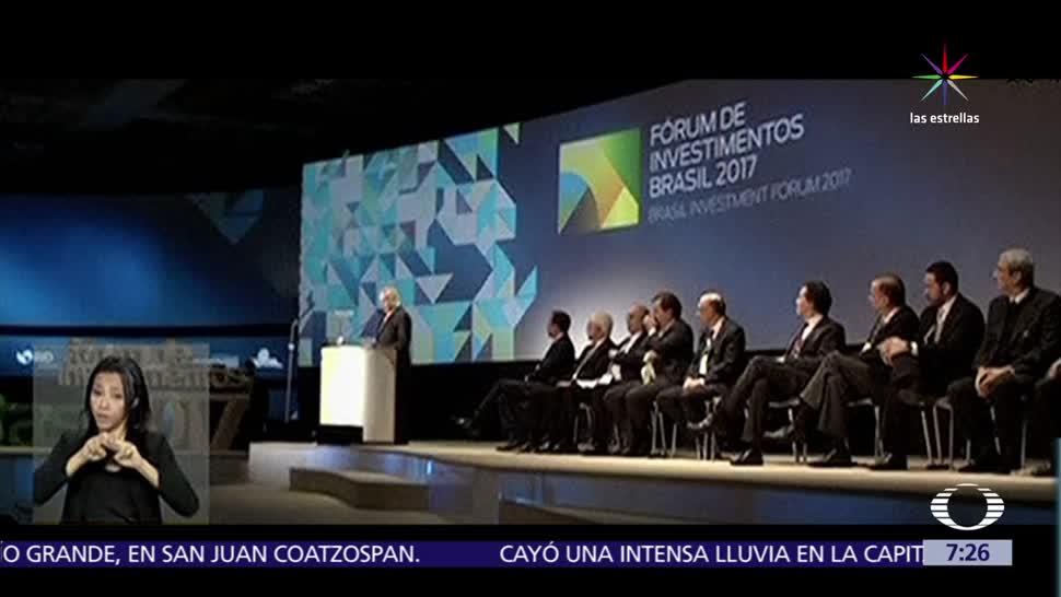 Corte Suprema de Brasil, interrogar, presidente Michel Temer, corrupción
